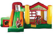 springkussen big fun palace 9 in 1